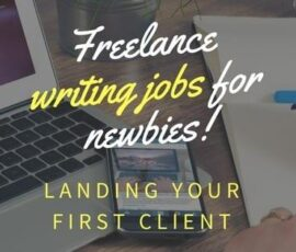 The Best Ways To Find Freelance Writing Jobs