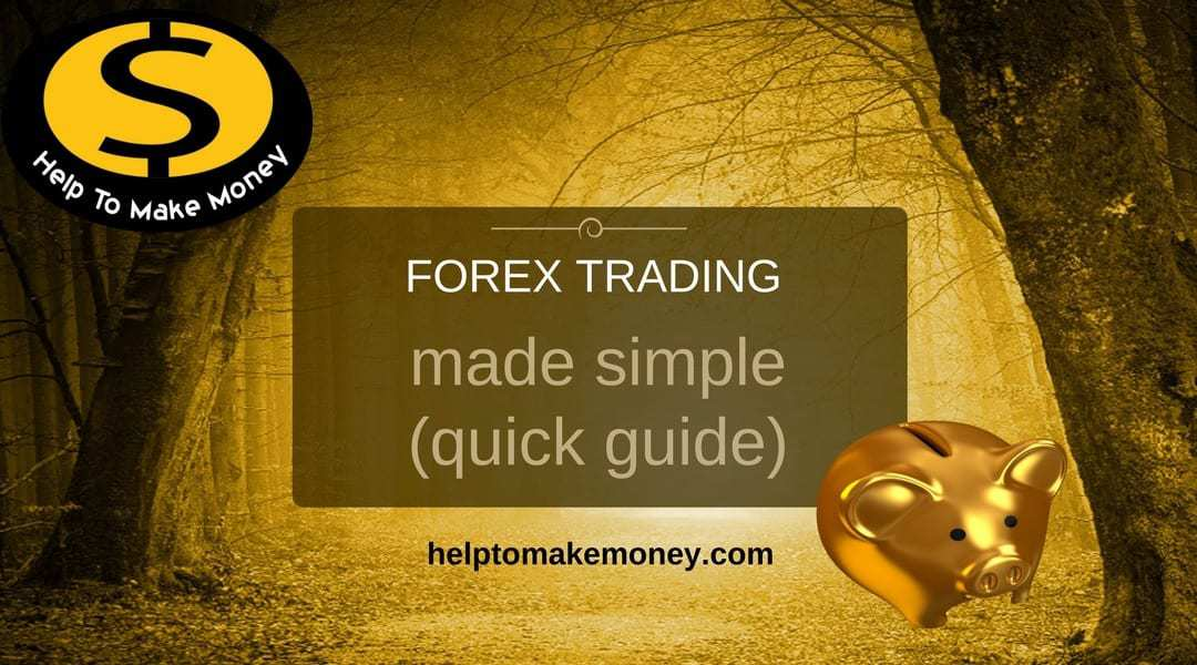 How do i make money trading forex